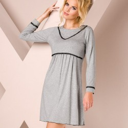 Grey nightdress