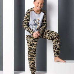 Army junior pyjamas
