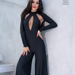 black suit CR-4328 Chilirose wholesaler De Bas En Haut Créations