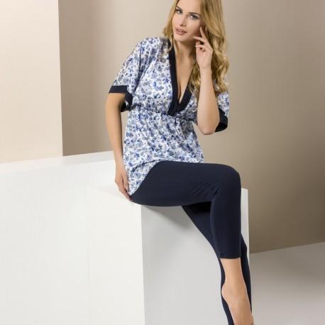 Blue pyjamas