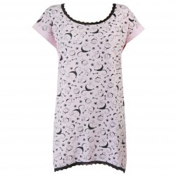 Cats nightie Sensis wholesaler De Bas En Haut Creations