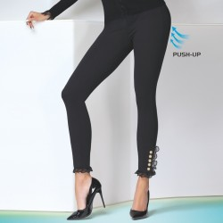 Cheryl leggings Bas Bleu wholesaler DBH Créations
