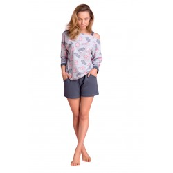 Short pyjamas Passion PY110 wholesaler De Bas En Haut Creations
