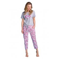 Pyjama Passion PY114 grossiste De Bas En Haut Créations