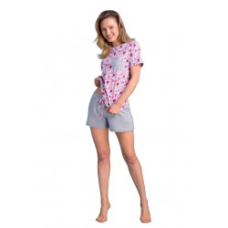 Pyjamas Passion PY115 wholesaler De Bas En Haut Creations