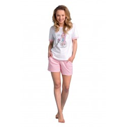Pyjamas Passion PY117 wholesaler De Bas En Haut Creations