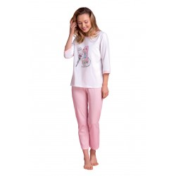 Pyjamas Passion PY118 wholesaler De Bas En Haut Creations