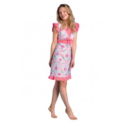 Pyjamas Passion PY120 wholesaler De Bas En Haut Creations