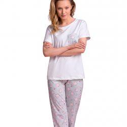 Pyjama Passion PY134 wholesaler De Bas En Haut Creations