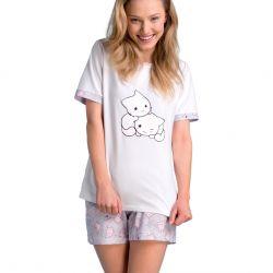 Pyjama Passion PY133 wholesaler De Bas En Haut Creations