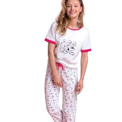 Pyjamas Passion PY128 wholesaler De Bas En Haut Creations