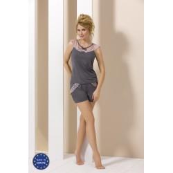 Pyjama court Passion PY051 grossiste De Bas En Haut Créations