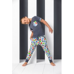junior pyjama PY2005 Passion Pyjama wholesaler DBH Creations