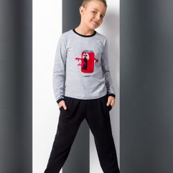 junior pyjama PY2021 Passion Pyjama wholesaler DBH Creations