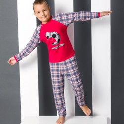 junior pyjama PY2013 Passion Pyjama wholesaler DBH Creations