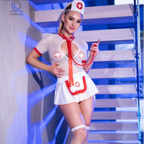 Nurse set CR-4365 Chilirose wholesaler De Bas En Haut Créations