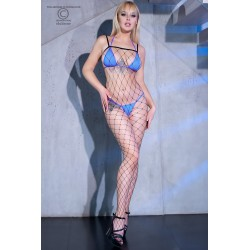 Fishnet bodystocking without sleeves CR-4308 Chilirose wholesaler DBH Créations