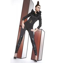 Leggings style cuissardes Ismena, 200 deniers