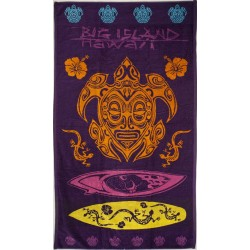 Tribal turtle beach towel wholesaler DBH Créations