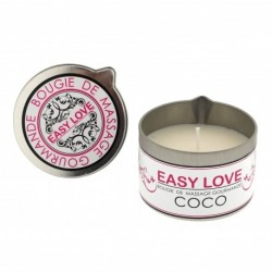 Bougie gourmande easy love coco 150mL