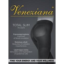 Total Slim 70 collants Veneziana grossiste DBH Creations