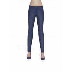 Natalie legging jean Bas Bleu grossiste DBH Creations