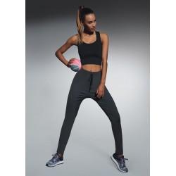 Lorena grey sport legging Bas Bleu wholesaler DBH Créations