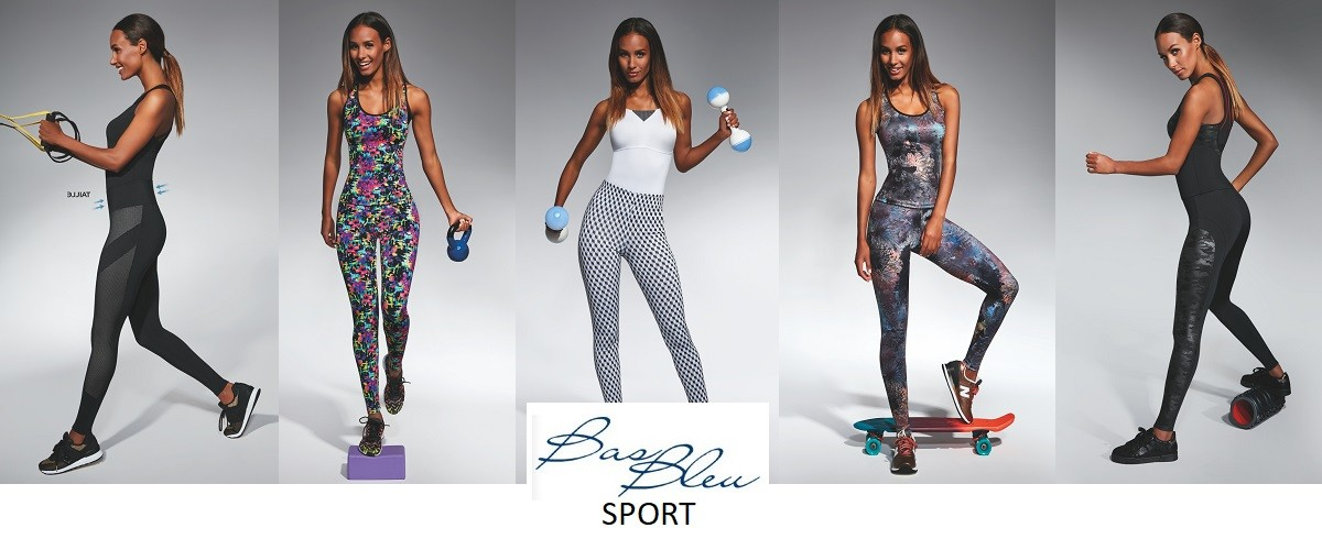 New Collection 2019 Bas Bleu Sport