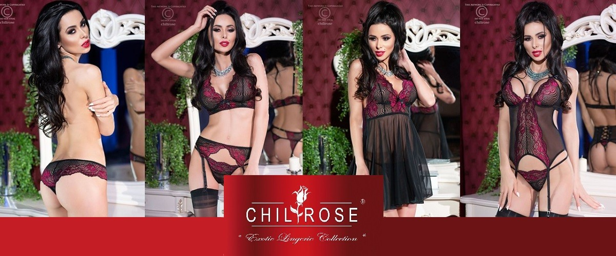 Pink Lace Collection Chilirose